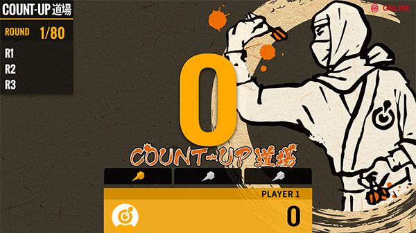 COUNT-UP道場