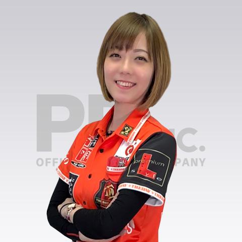 契約選手 - 大城 明香利