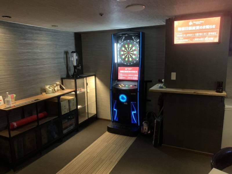 [愛知県]darts bar YOASOBI