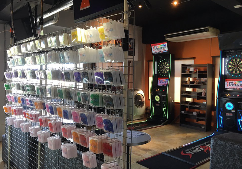 [沖縄県]Dart's shop 01
