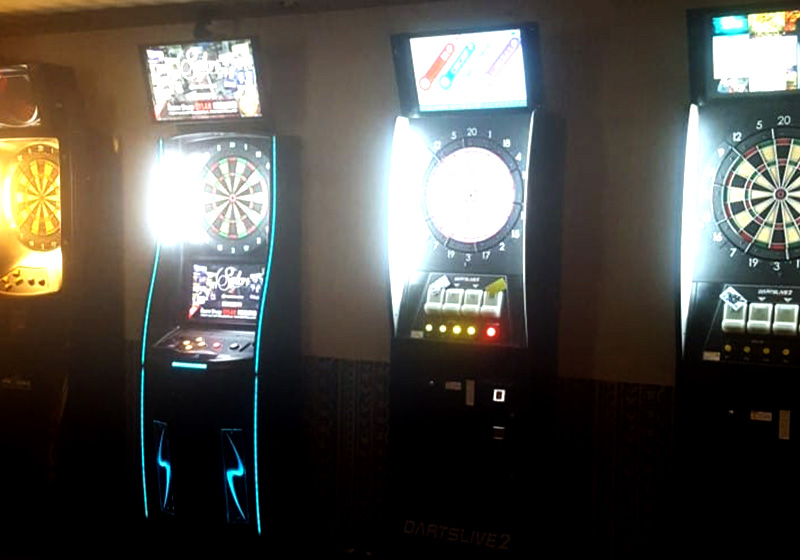 [福岡県]Darts&Cafe FLAMME